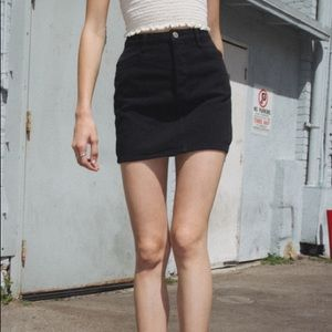 NWT brandy Melville denim skirt